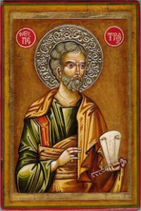 Icon St Peter