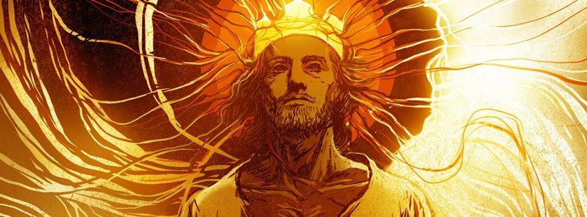 Revelation graphic novel: Jesus