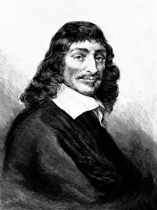 Descartes portrait